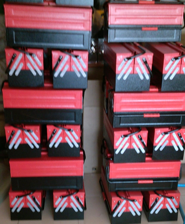 Metal Tool Box (MGMT TB3C)