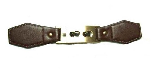 Stylish Leather Buckles
