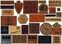 Fancy Leather Patches