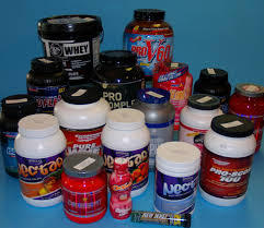 Body Building Supplement Tablets
