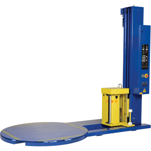 Metal Stretch Wrapping Machine