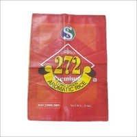 Woven Rice Bag