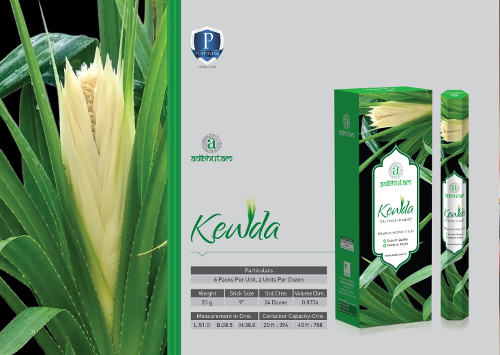 Kewda Incense Stick