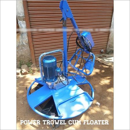 Power Trowel Cum Floater (3 HP)