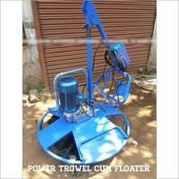 Power Trowel Cum Floater (3 HP)