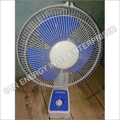 Solar Direct Current Fan