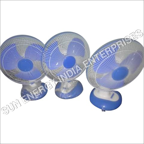 Solar DC Table Fan