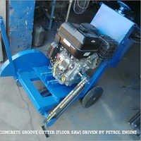 Concrete Groove Cutting Machine (Petrol Engine)