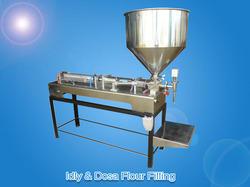 Automatic Idly & Dosa Flour Filling Machine