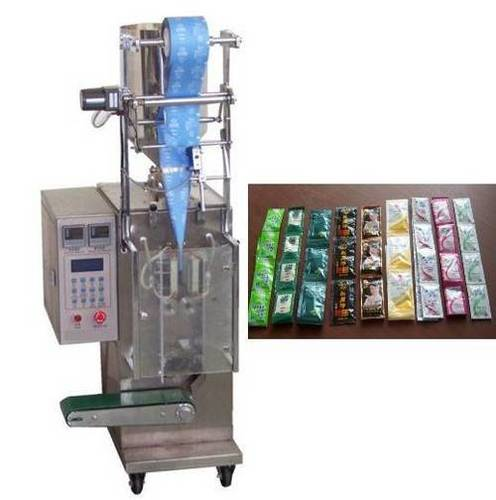 Coconut Oil Pouch Filling Machine