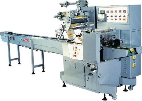 Horizontal Flow Wrap Machine