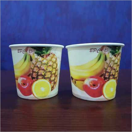 PE Coated Paper Cups Blank
