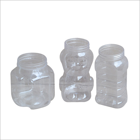 500ML Plastic Jar