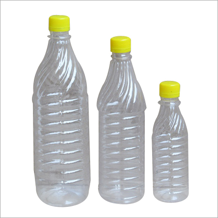 Transparent Pet Bottle