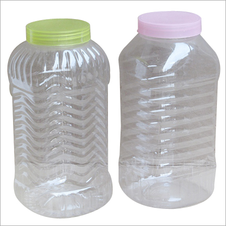 Plastic Pet Jars