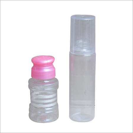 Plastic Perfume Bottle