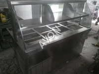 CURVE GOLGAPPA COUNTER (REFRIGERATED)