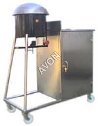 TRIPOT BURNER TROLLEY