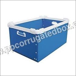 Polypropylene Plastic Corrugated Tray Boxes
