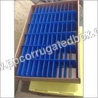 Partitioned Plastic Polypropylene Corrugated Boxes