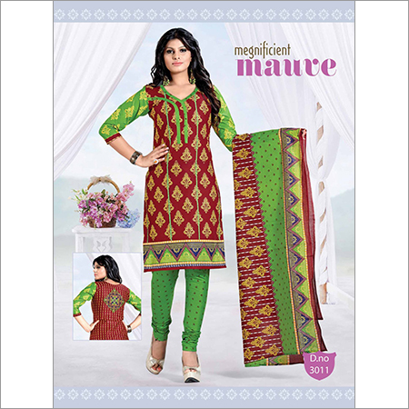 Stylish Cotton Suits Materials