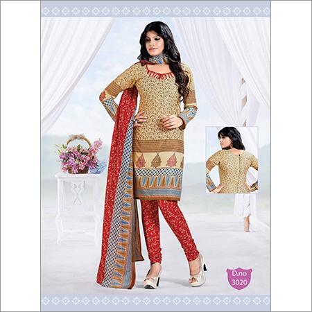 Designer Cotton Salwar Suits