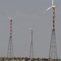 Windmill Structures