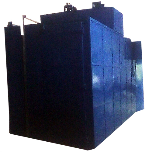 Industrial Powder Coating Ovens