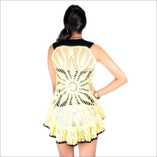 Short Knitted Dress