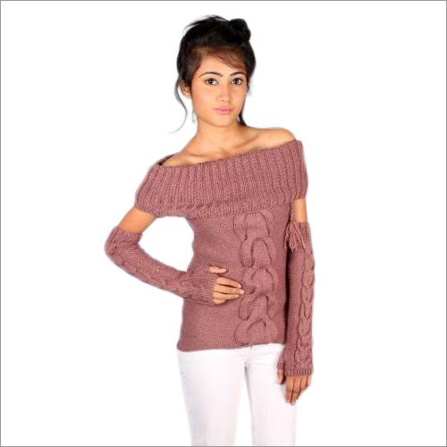 Knitting Tunic Top