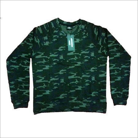 Denim Pullover