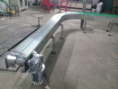 S.S. CHAIN CONVEYOR