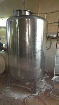 Stainless Steel Liquid Storage Tank
