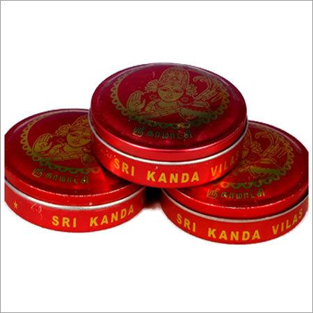 Special Manjal Kumkum Tin