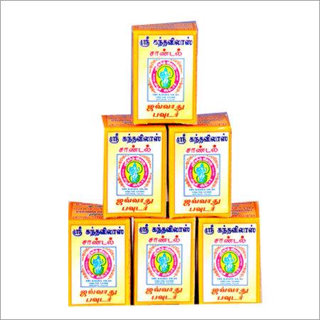Sandal Flavour Javadhu Powder