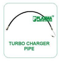 Turbo Charger Pipe Green Tractors