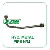 Hydraulic Metal Pipe N/M Green Tractors