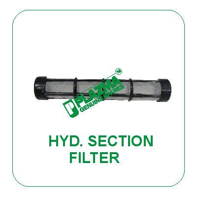Hydraulic Section Filtor 5103 John Deere