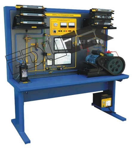 General Cycle Refrigeration Trainer
