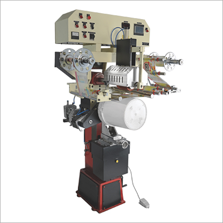 Heat Transfer Machine for Paint Bucket