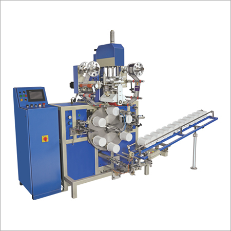 Fully Automatic Heat Transfer Machine