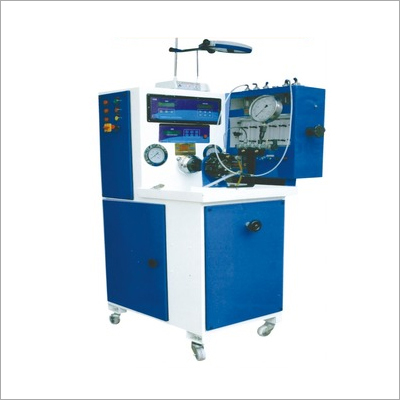 6 CYL. Common Rail Test Bench with Compact CRDI & EDC Testing System