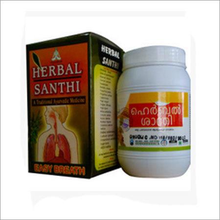 Asthma Herbal Medicine