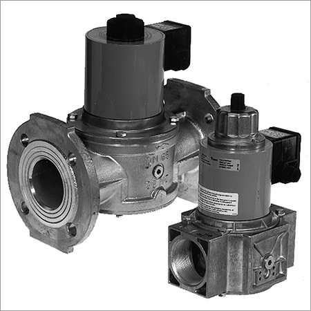Natural Gas Solenoid Valve