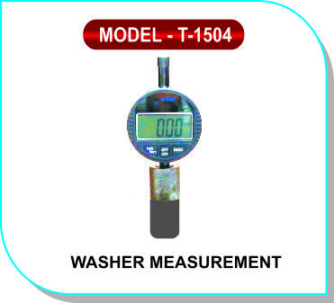 Washer Measurement