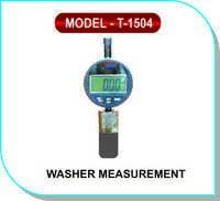 Washer Measurement