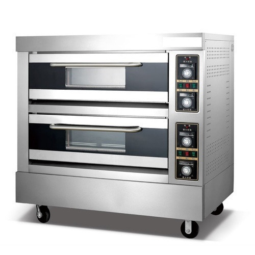DOUBLE DACK OVEN(MANUALLY CONTROL)