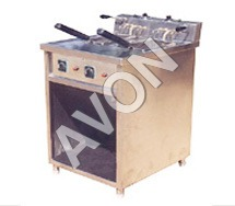 Deep Fat Fryer Double Full Model