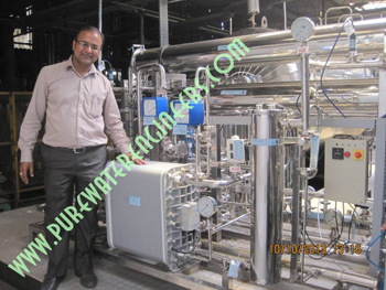 EDI (Electrodeionization) Water Treatment Systems