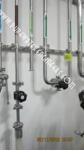 Purified Water(Pw) & Wfi Distrribution Loop
